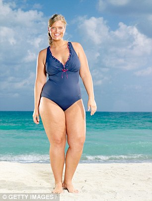 women to store their fat in the hips and legs