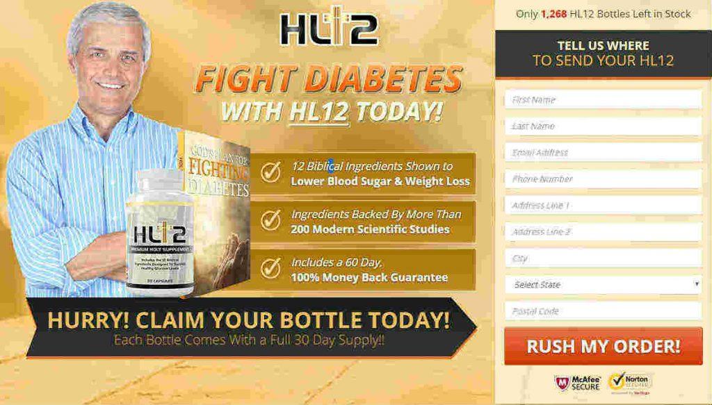 hl12 supplement