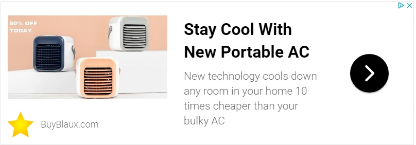Portable AC review