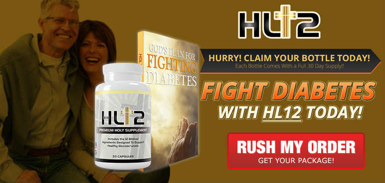 HL12 Supplement: - Holy Land Health Diabetes