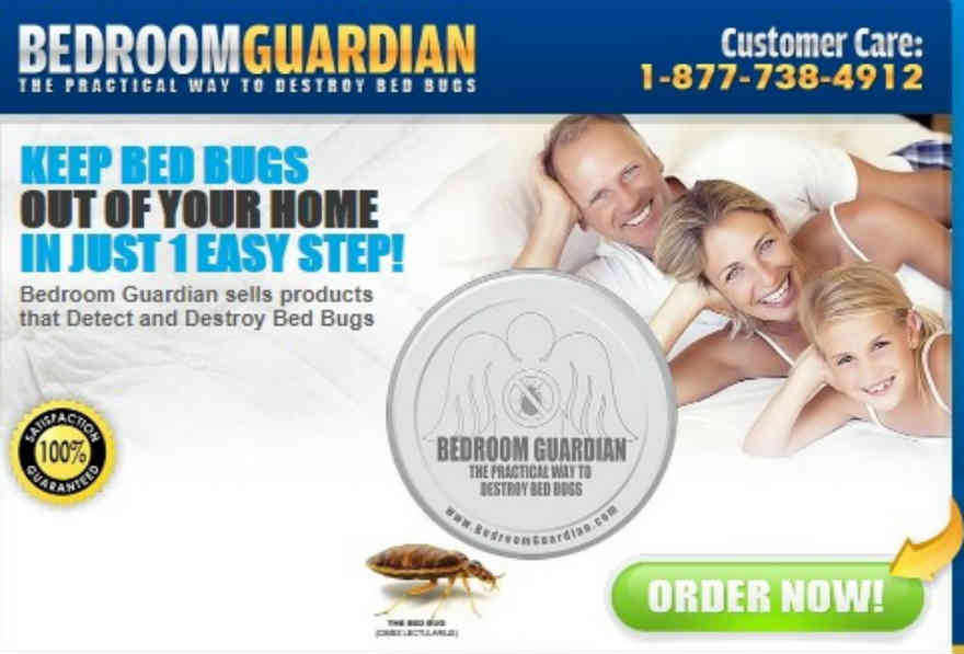 Bedroom Guardian Bed Bug Treatment
