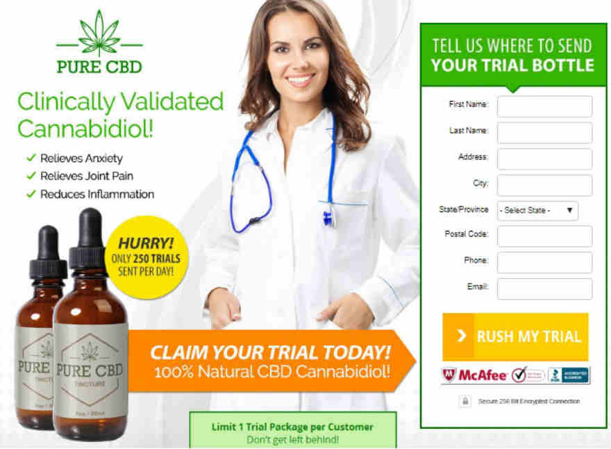 CBD Oil Free Trial