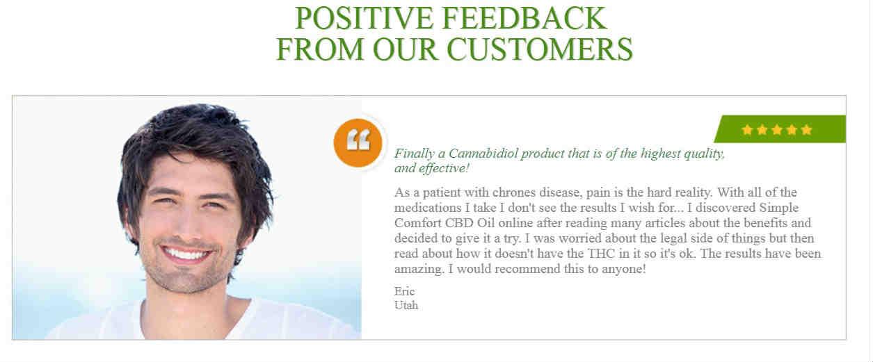 Simple Comfort CBD Review