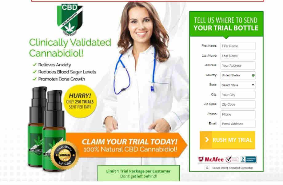 Optimized Health CBD , Optimized CBD Health