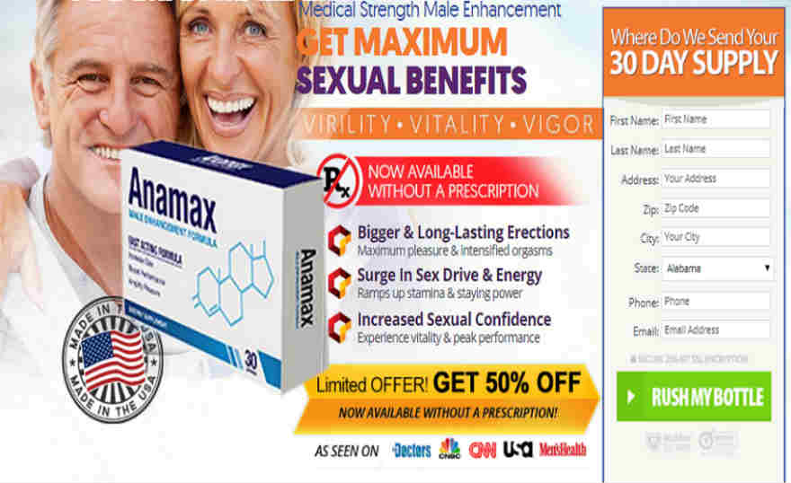 Anamax Male Enhancement Reviews