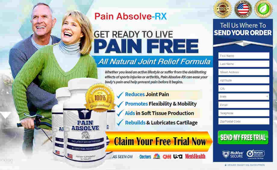 Pain Absolve-RX Reviews