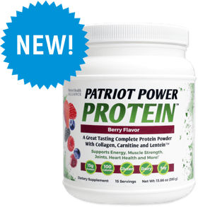 Patriot Power Protein Review