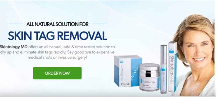 SkinTology MD Reviews: Skintology MD Cream Skin Tags Removal