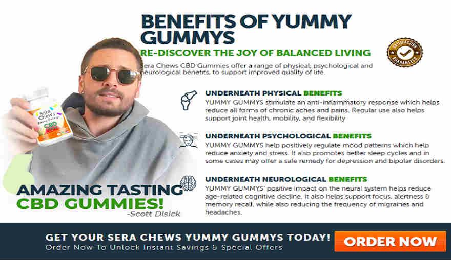 Sera Chews gummy Reviews