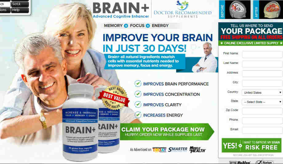 Brain Plus Review