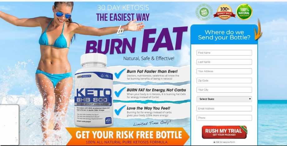 Keto Bhb Reviews - Best Weight Loss Supplement