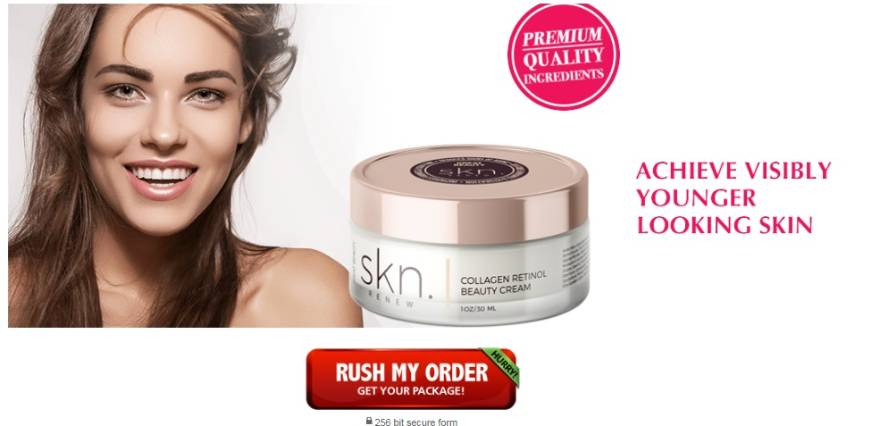 Skin Renew Cream Reviews