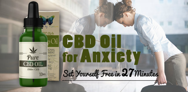 CBD Oil For Anxiety : Can CBD Oil Help With Anxiety? Dosage & Benefits