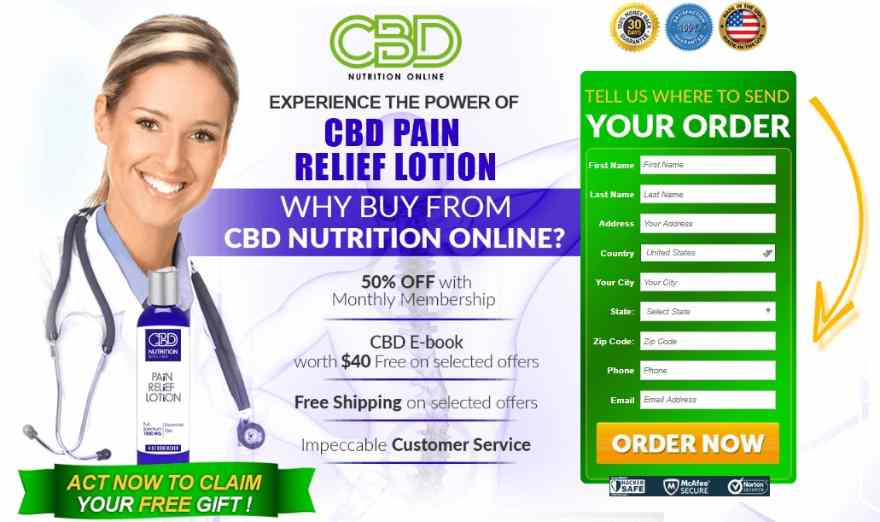 CBD Oil Lotion : Best CBD Pain Relief Lotion, CBD Topicals Benefits