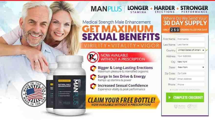 Man Plus Male Enhancement Reviews Vixea Man Plus Sex Pills For Men
