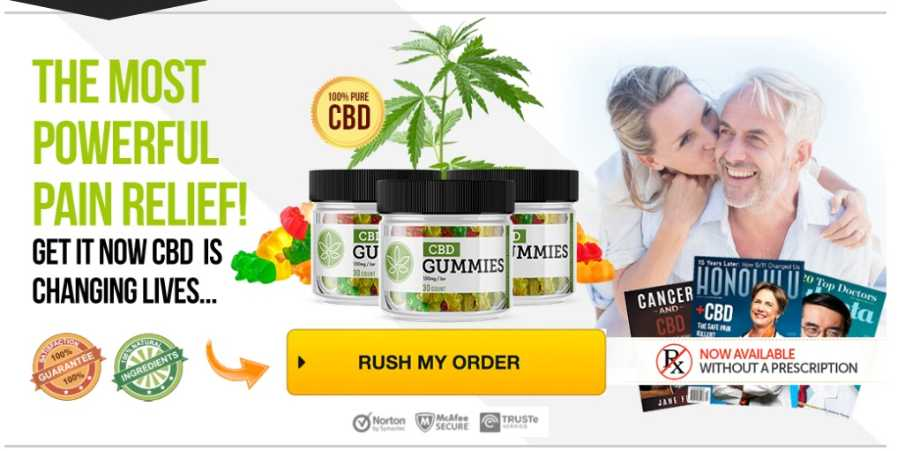 CBD Gummies Reviews : Best CBD Gummies For Pain, Anxiety & Depression