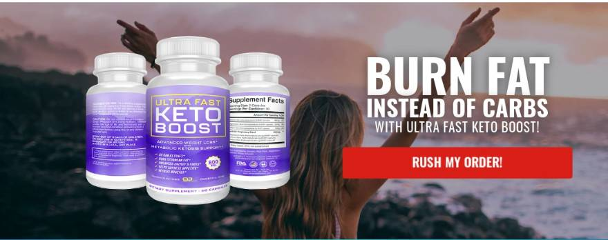 Ultra Fast Keto Boost Reviews : Keto Boost from Shark Tank, Side Effects