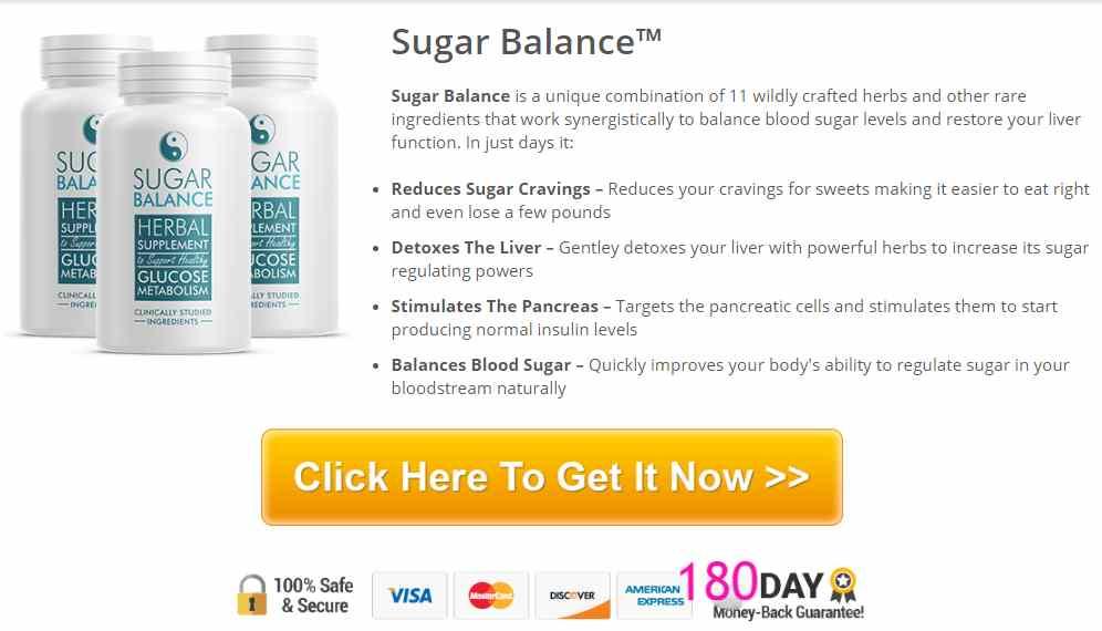 Sugar Balance Review : Does Sugar Balance Really Work