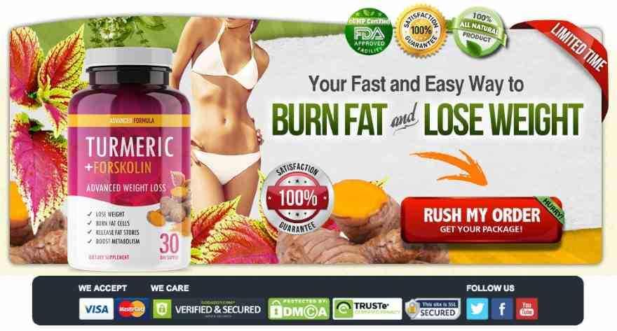 Turmeric Forskolin Reviews Best Weight Loss Supplement, Benefits, Side Effects