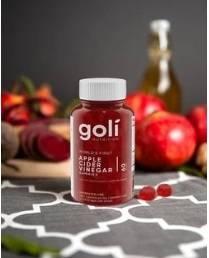 Goli gummies Reviews : Goli Nutrition Apple Cider Vinegar Gummies Bottle