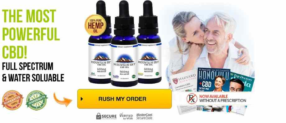 Mountain Peak CBD Oil Review - CBD Benefits, Price & Ingredients